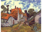 mwe09606 Vincent Willem van Gogh Straße in Auvers